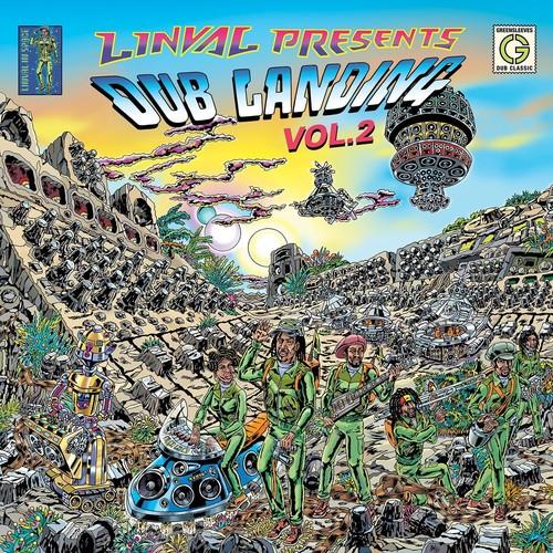 Linval Thompson - Linval Presents Dub Landing 2