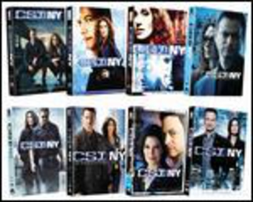 CSI: NY: Eight Season Pack