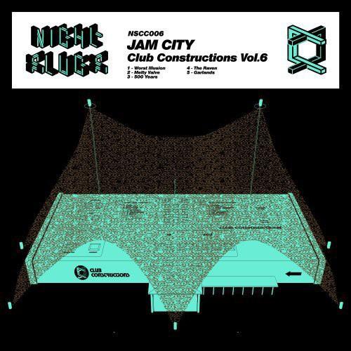 Jam City - Vol. 6-Club Constructions EP [Vinyl]
