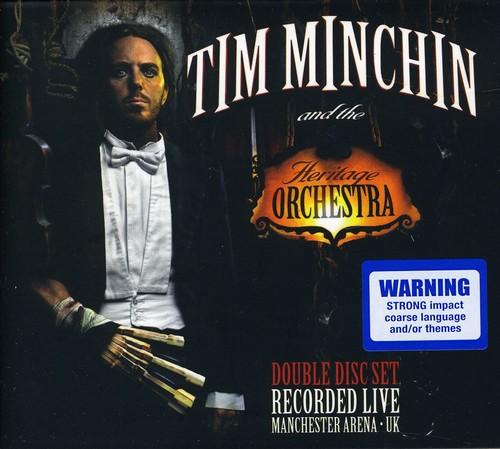 Tim Minchin - Tim Minchin & The Heritage Orchestra [Import]
