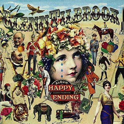 Glenn Tilbrook - Happy Ending [Vinyl]