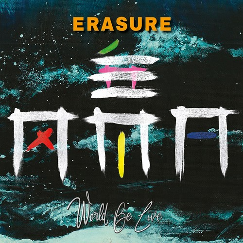 Erasure - World Be Live [LP]