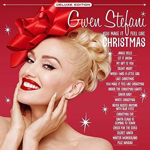 Gwen Stefani - You Make It Feel Like Christmas: Deluxe Edition [White LP]