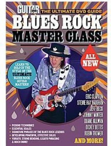Guitar World: Blues Rock Master Class