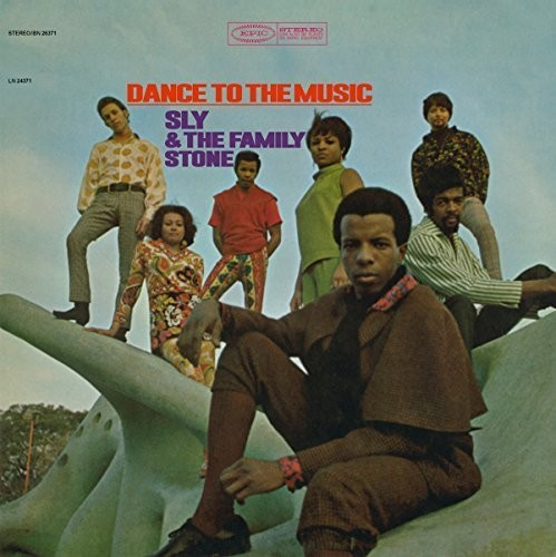 Sly & The Family Stone - Dance To The Music (Hol)