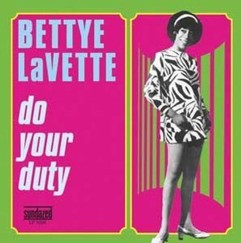 Bettye Lavette - Do Your Duty [LP]