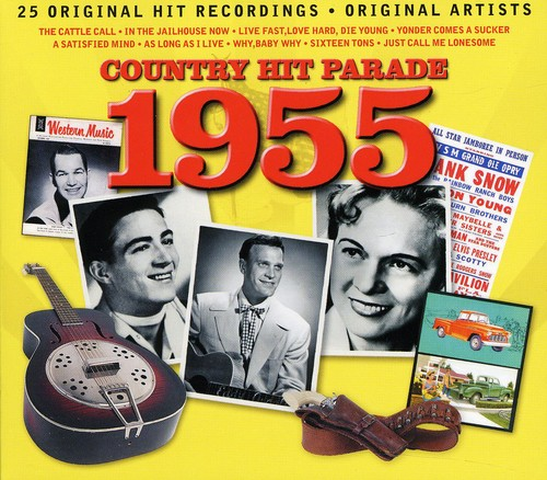 Country Hit Parade-1955 - Country Hit Parade-1955