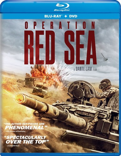 Dante Lam - Operation Red Sea