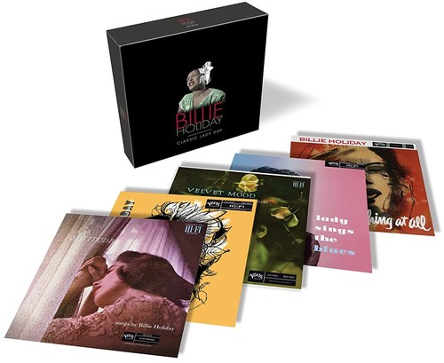 Billie Holiday - Classic Lady Day (Box)