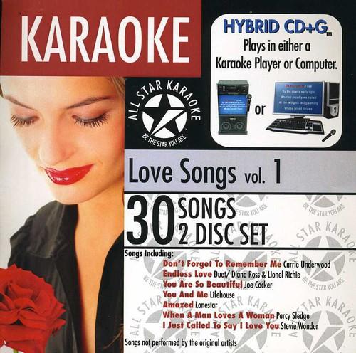 Karaoke: Love Songs, Vol. 1