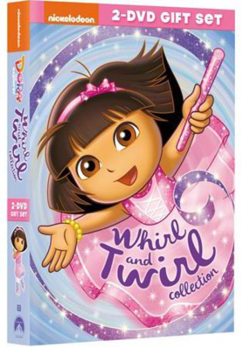 Dora the Explorer: Whirl and Twirl Collection