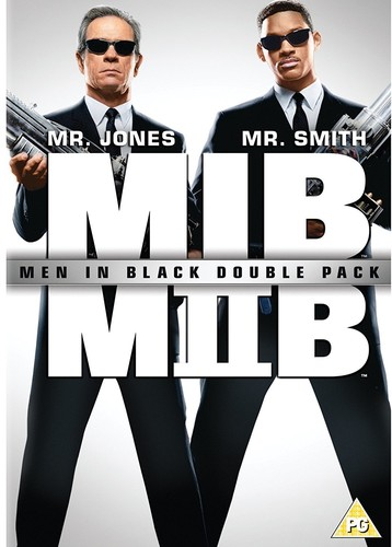 Men In Black [Movie] - Men In Black 1&2