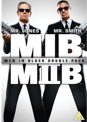 Men In Black [Movie] - Men in Black 1&2