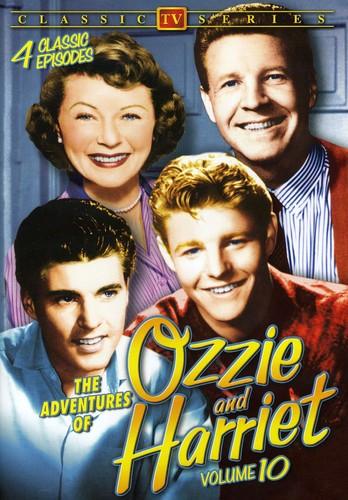 The Adventures of Ozzie & Harriet: Volume 10