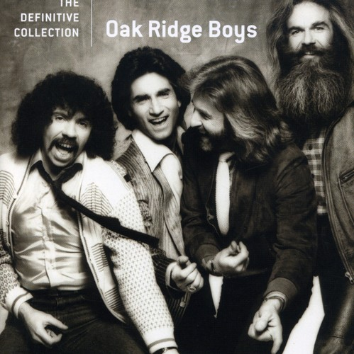 The Oak Ridge Boys - Definitive Collection