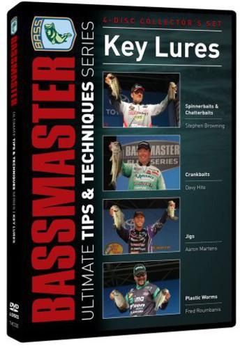 Bassmaster: Key Lures