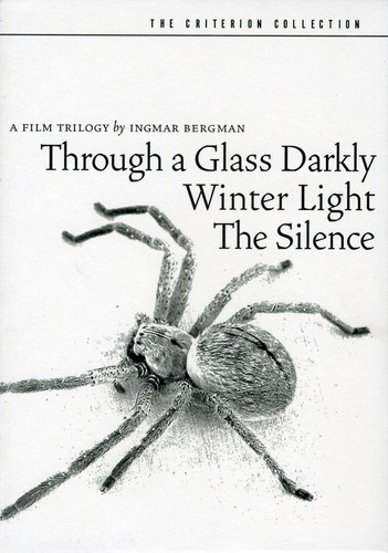 A Film Trilogy by Ingmar Bergman (Criterion Collection)