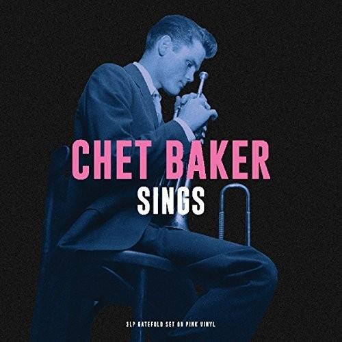 Chet Baker - Sings [Colored Vinyl] (Pnk) (Uk)