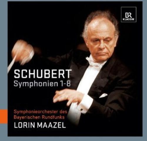 Lorin Maazel - Symphonien 1 - 8