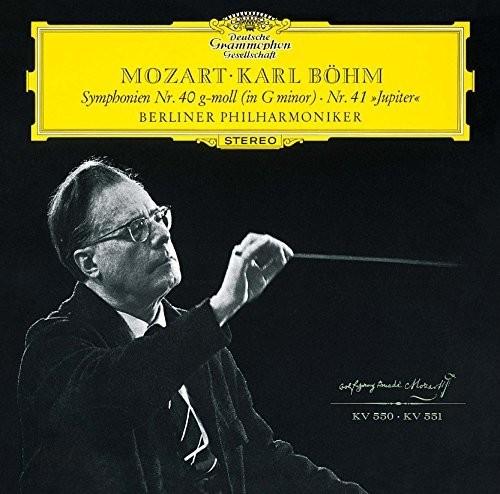 Mozart / Karl Bohm - Mozart: Symphonies 40 & 41 [Limited Edition] [Reissue] (Jpn)