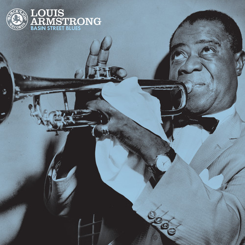 Louis Armstrong - Basin Street Blues [Limited Edition Color LP]