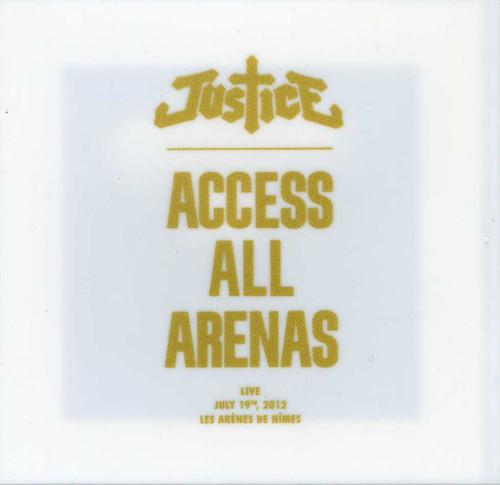 Access Al Arenas [Import]