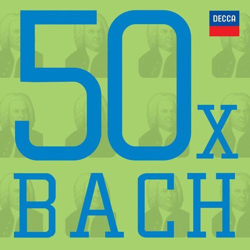 50 X Bach /  Various