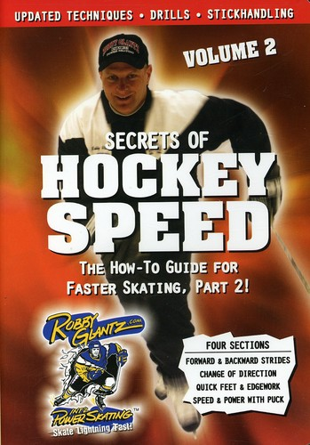Secrets of Hockey Speed: Volume 2