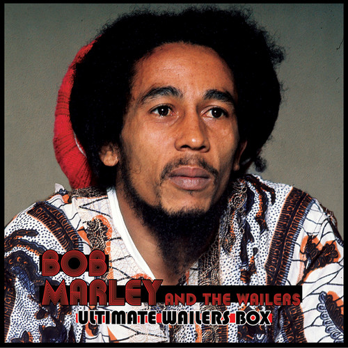 Bob Marley & The Wailers - Ultimate Wailers Box (Box) (Pcrd)