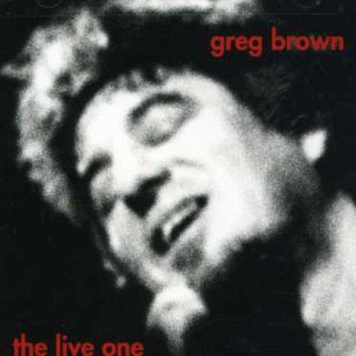 Greg Brown - Live One