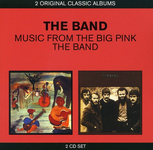 The Band - Music From The Big Pink/The Band