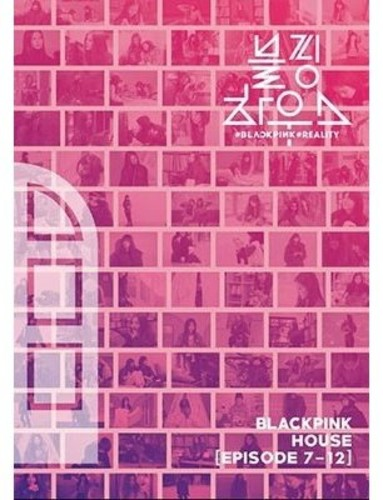 Blackpink House: Episode 7-12 [Import]
