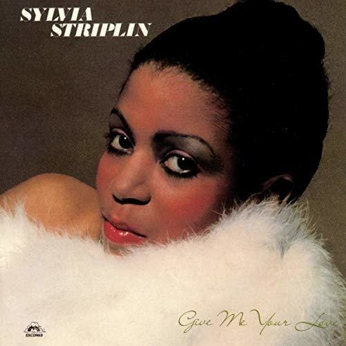 Sylvia Striplin - Give Me Your Love (Produced By Roy Ayers)