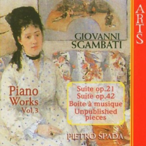 Complete Piano Works 3