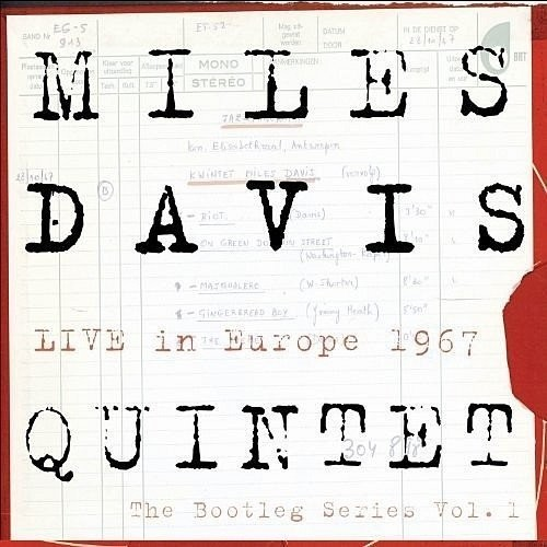Vol. 1-Miles Davis Quintet-Live in Europe 1967-The [Import]