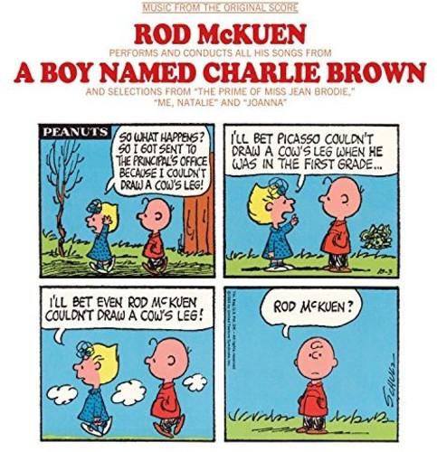 Boy Named Charlie Brown (Original Soundtrack)
