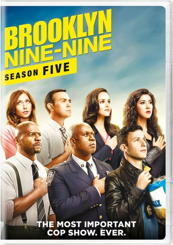 Brooklyn Nine-Nine [TV Series] - Brooklyn Nine-Nine: Season Five