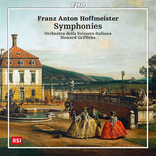 Symphonies & Overture