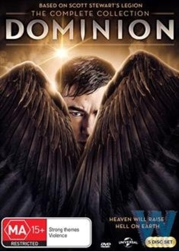 Dominion: Complete Series Collection [Import]