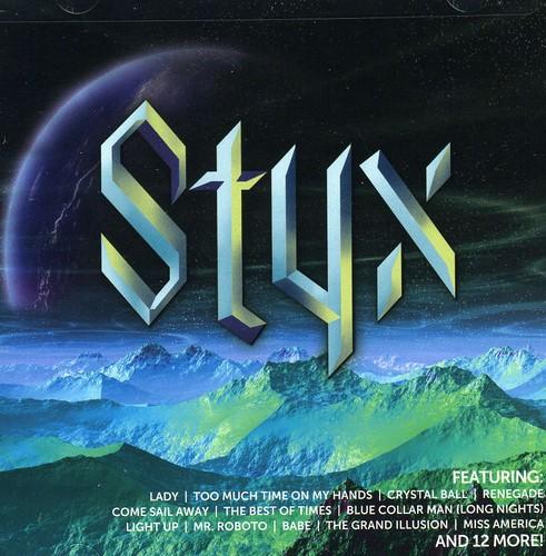 Styx - Icon