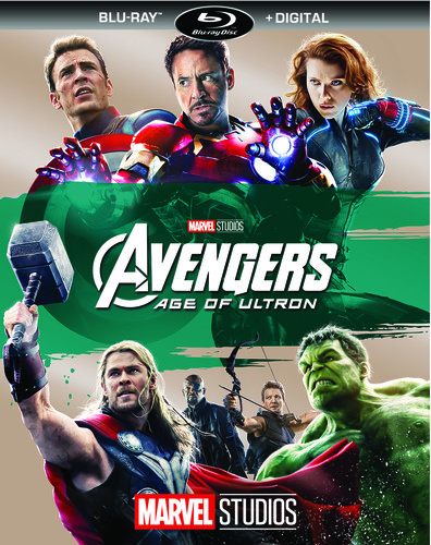 Marvel's The Avengers [Movie] - Marvel's Avengers: Age of Ultron