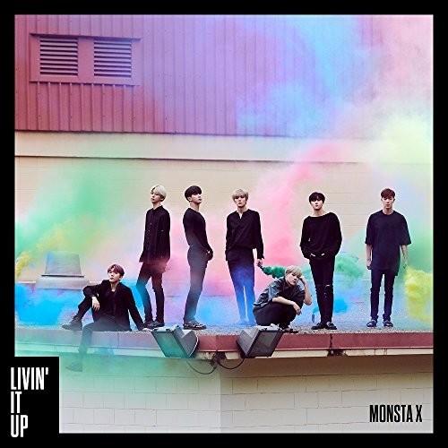 Monsta X - Livin It Up (A Version) [Import CD/DVD]