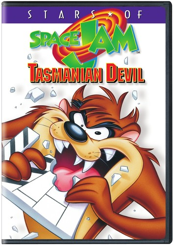 Stars Of Space Jam: Tazmanian Devil