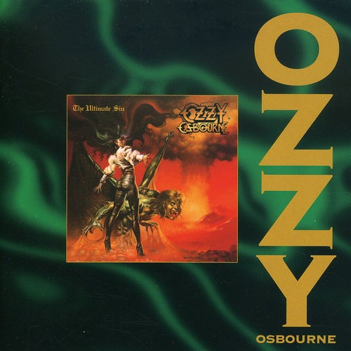 Ozzy Osbourne - Ultimate Sin [Import]