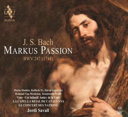 Bach: St. Mark Passion