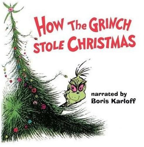 Boris Karloff - How The Grinch Stole Christmas / O.S.T.