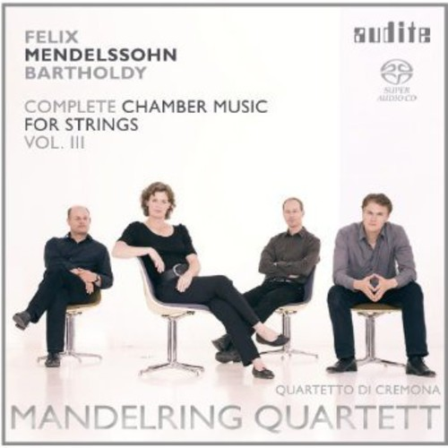Complete Chamber Music for Strings 3