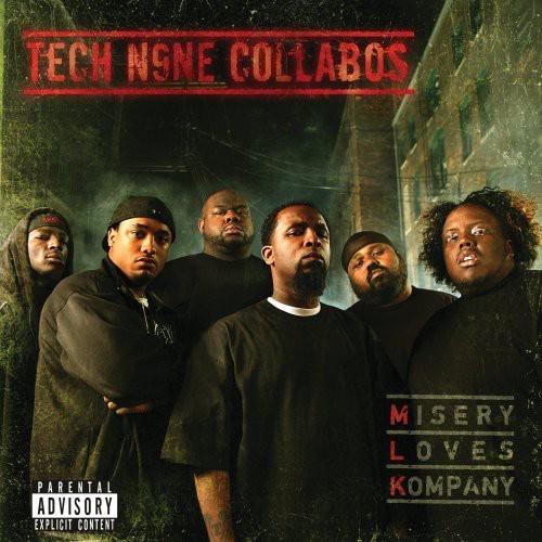 Tech N9ne - Misery Loves Kompany