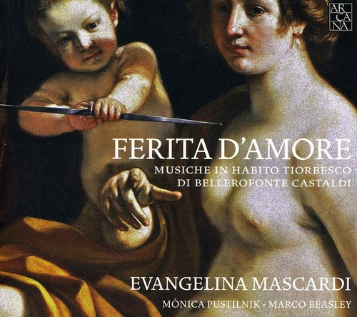 Wounded By Love: Music for Theorbo