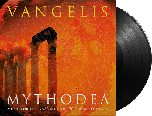 Mythodea (Music For The NASA Mission: 2001 Mars Odyssey)